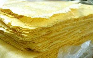 煎饼卷大葱:独具地方特色的山东风味